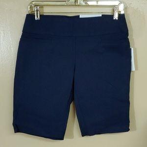 Christopher & Banks🆕Signature Slim Bermuda Shorts